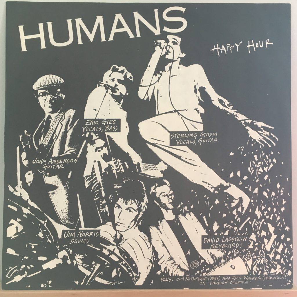 Humans Happy Hour sleeve