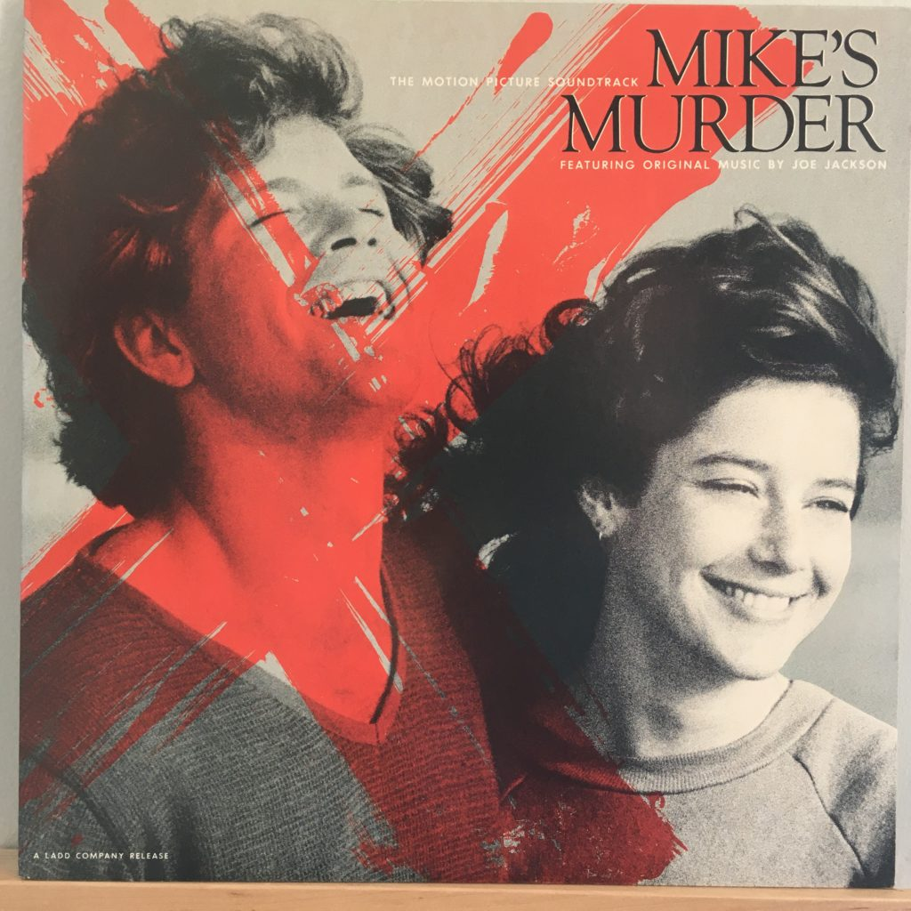 Mike's Murder front cover