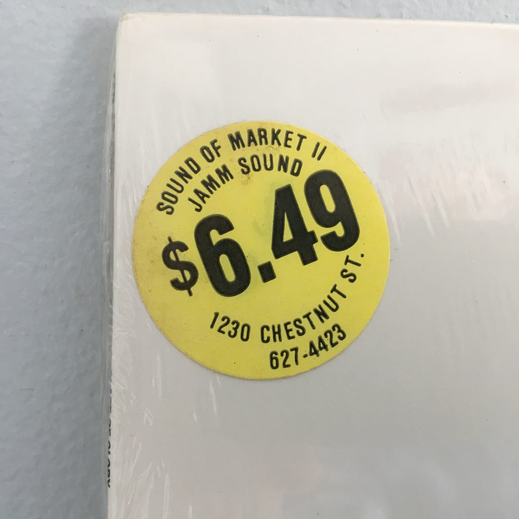 Sound of Market II label
