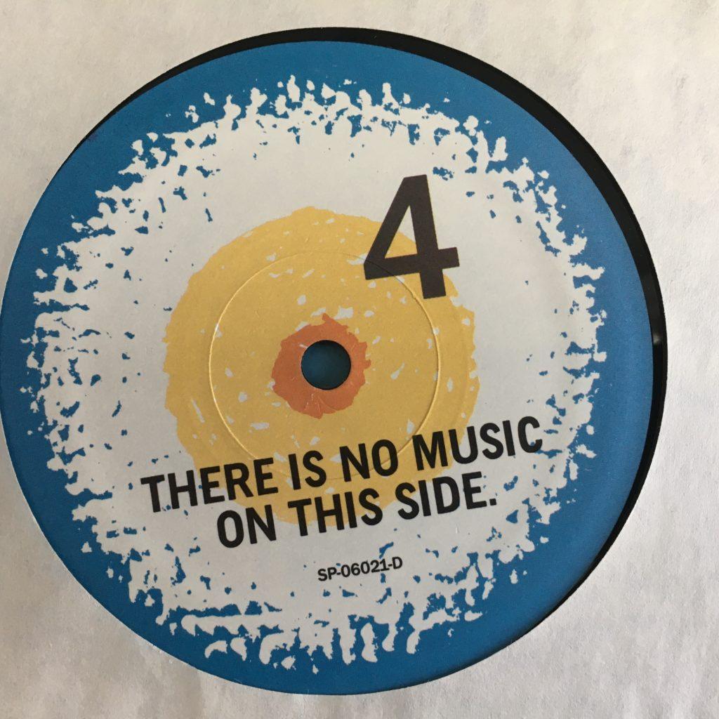 Big World label side 4