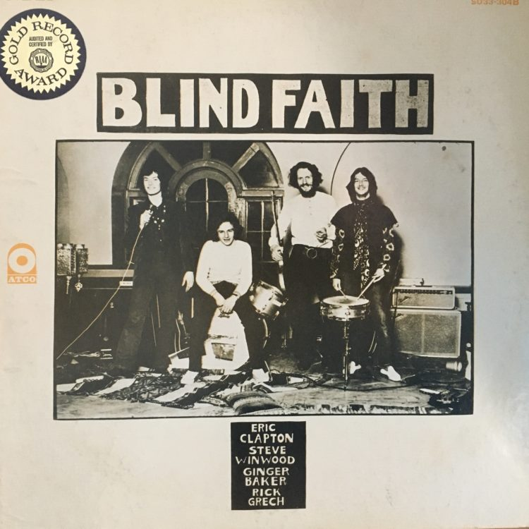 Blind Faith front cover