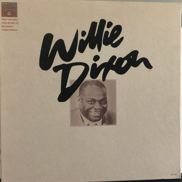 Willie Dixon – The Chess Box