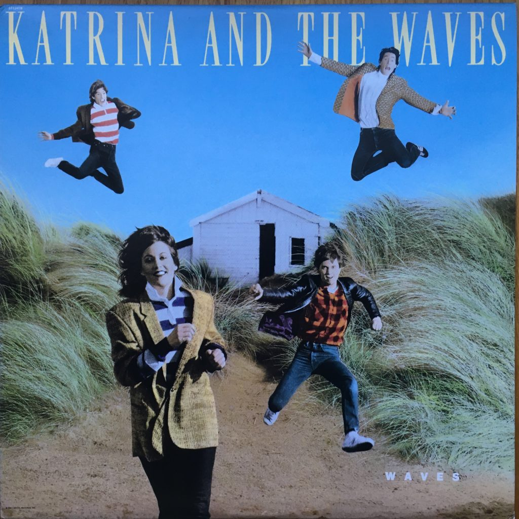 Katrina and the Waves Waves front cover