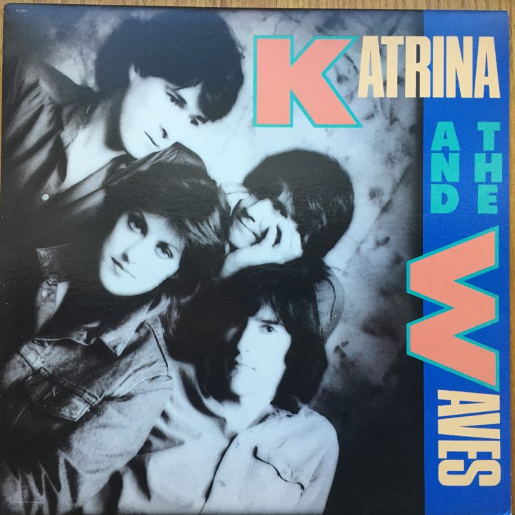 Katrina and the Waves front cover