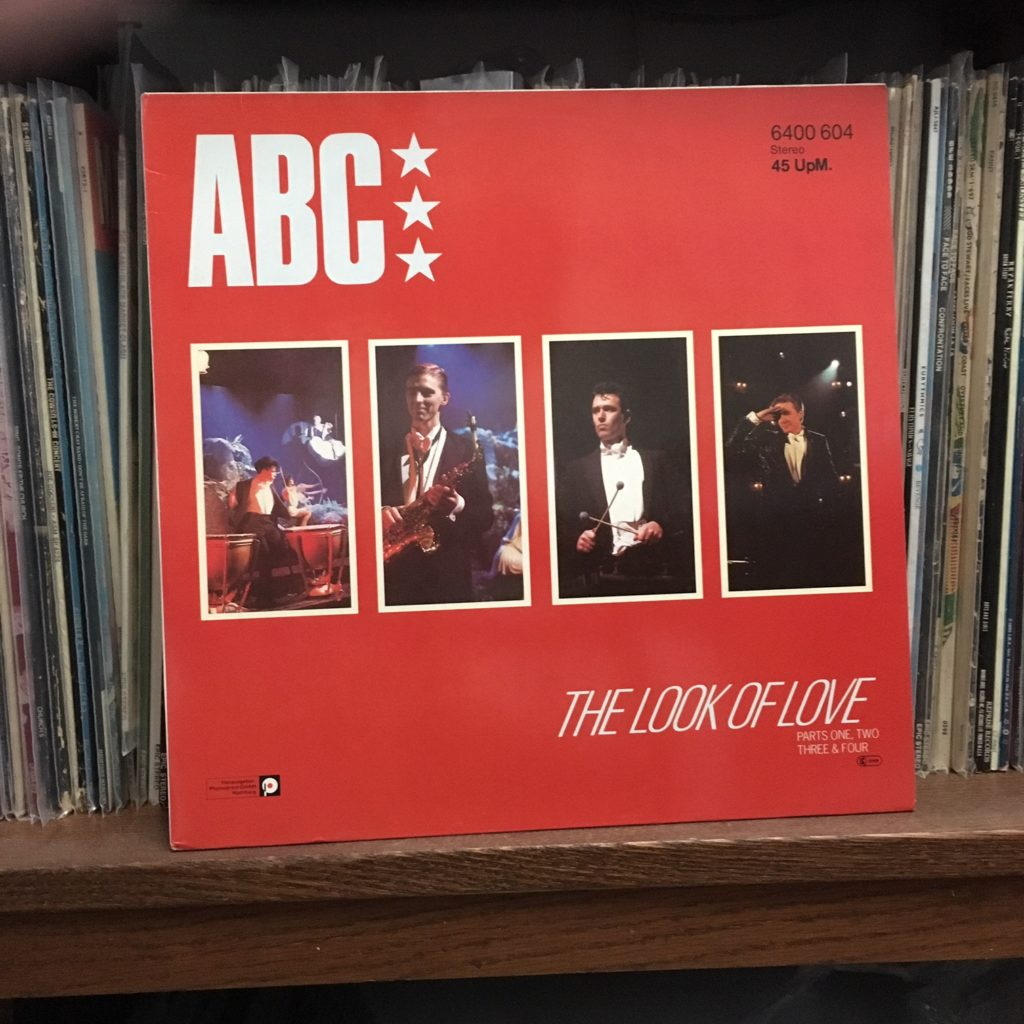 ABC The Look of Love Parts One, Two Three & Four