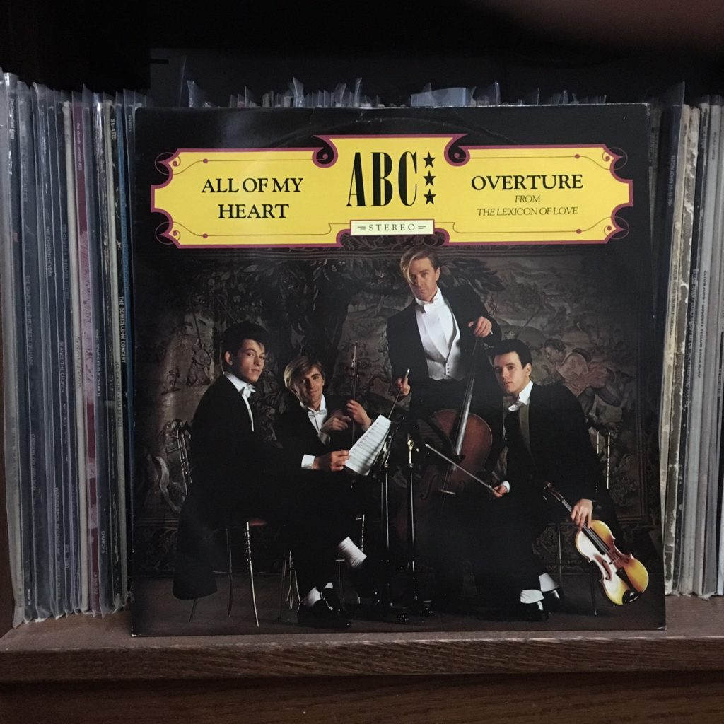 ABC -- All of My Heart and Overture