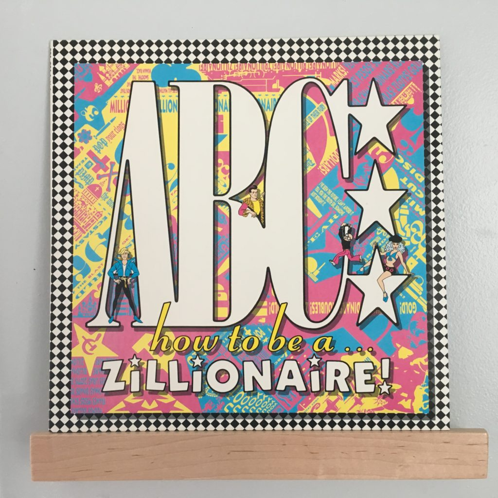 ABC How to Be A Zillionaire