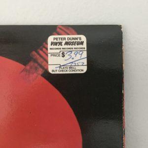 Peter Dunn's Vinyl Museum $3.99