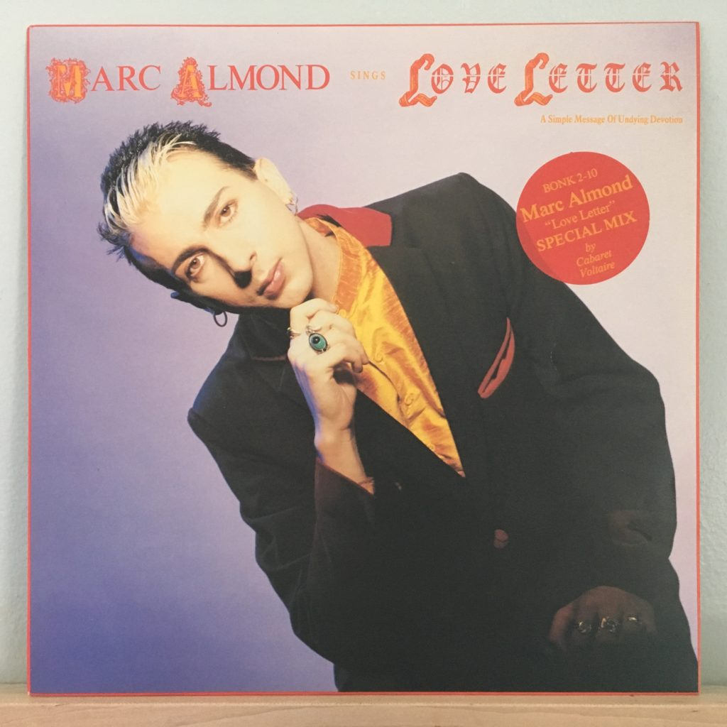Marc Almond Sings Love Letter