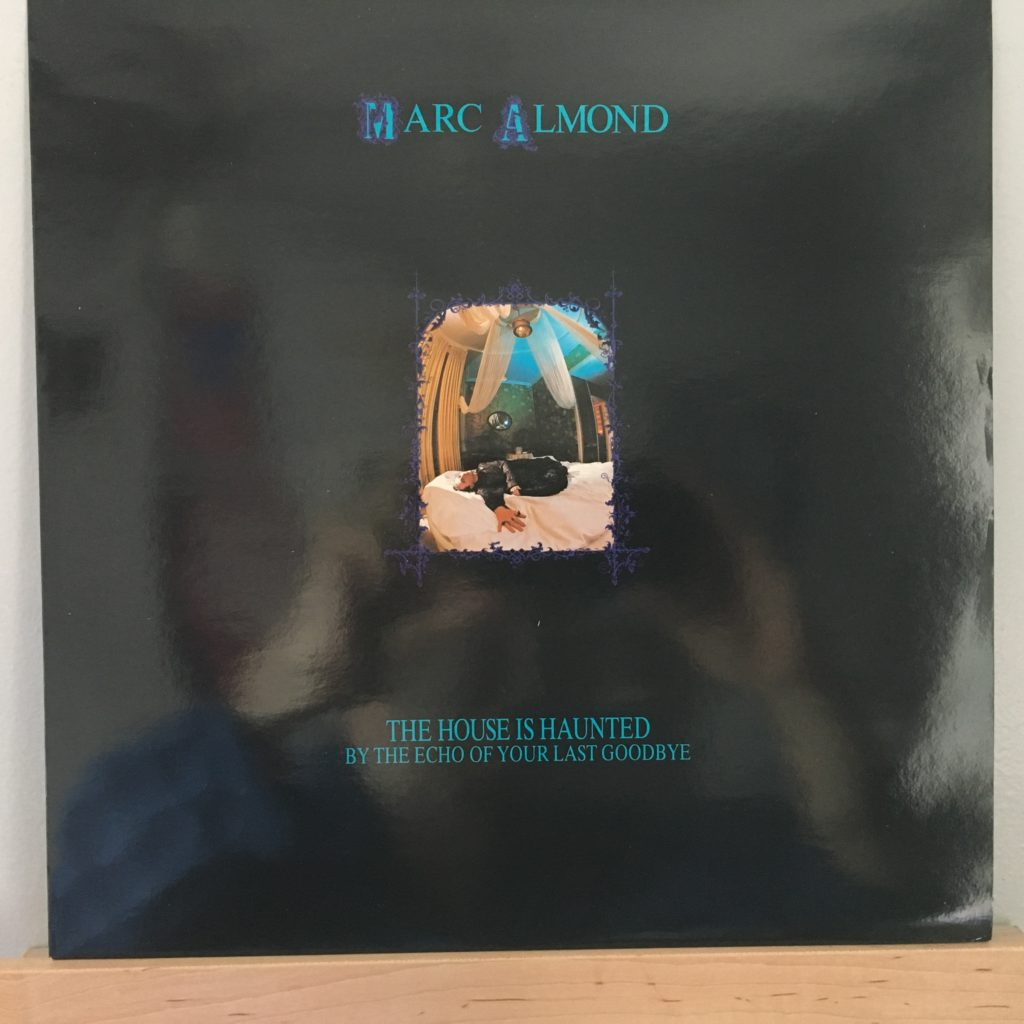 """Marc Almond - The House is Haunted 12"""" Front"""