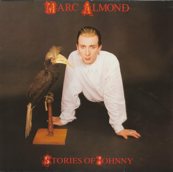 Stories of Johnny Album Cover