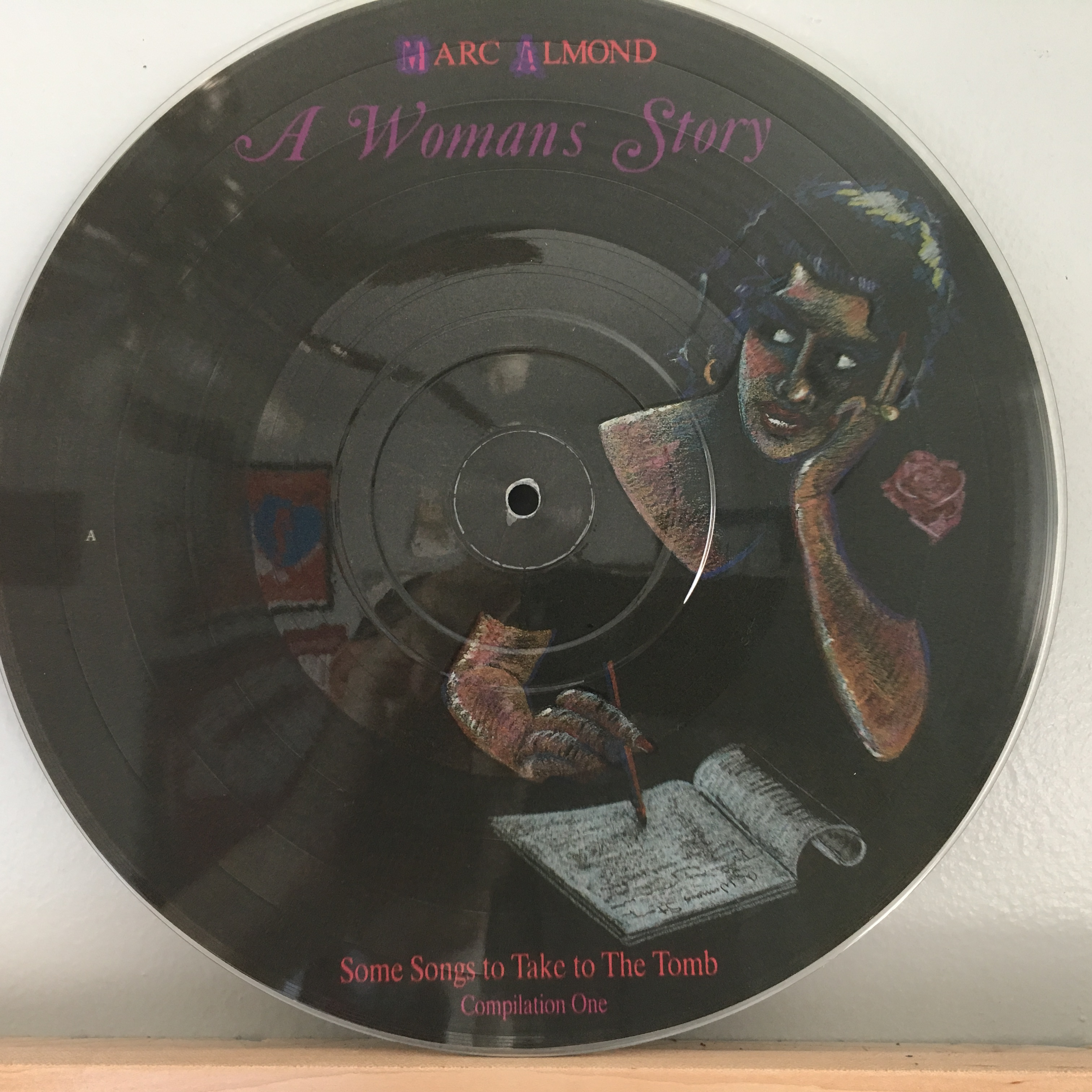 A Woman's Story Picture Disc