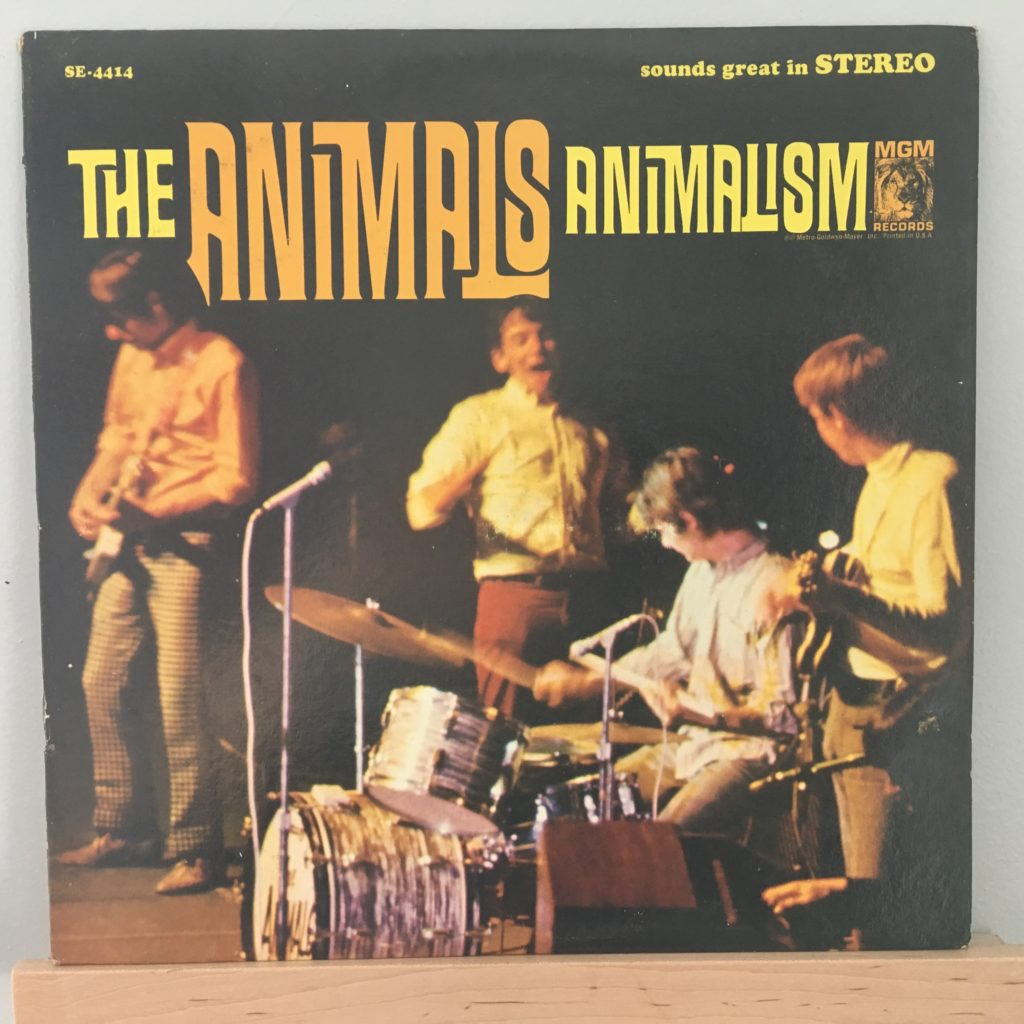 Animalism front cover retake