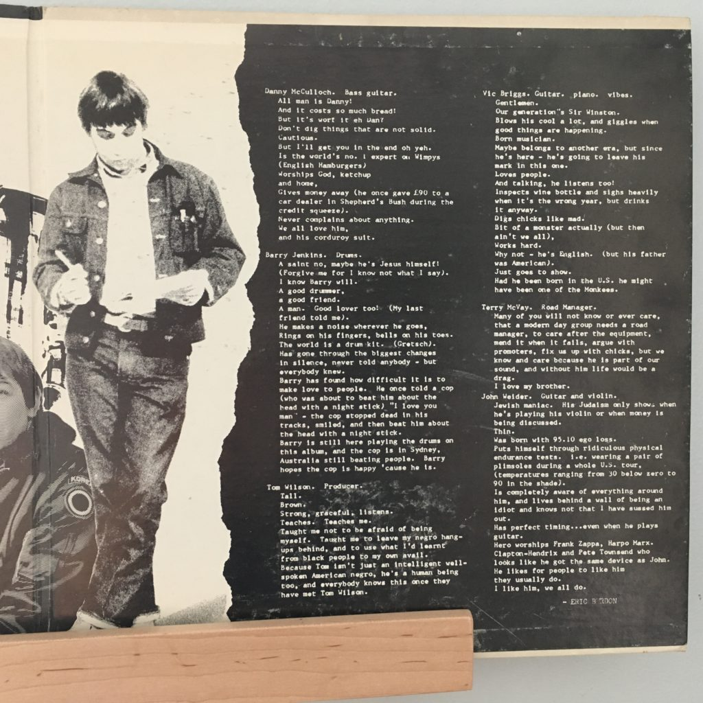 Winds of Change gatefold right