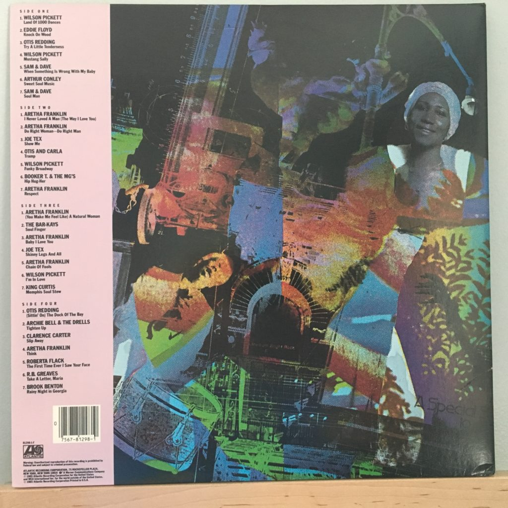 Atlantic R&B back cover