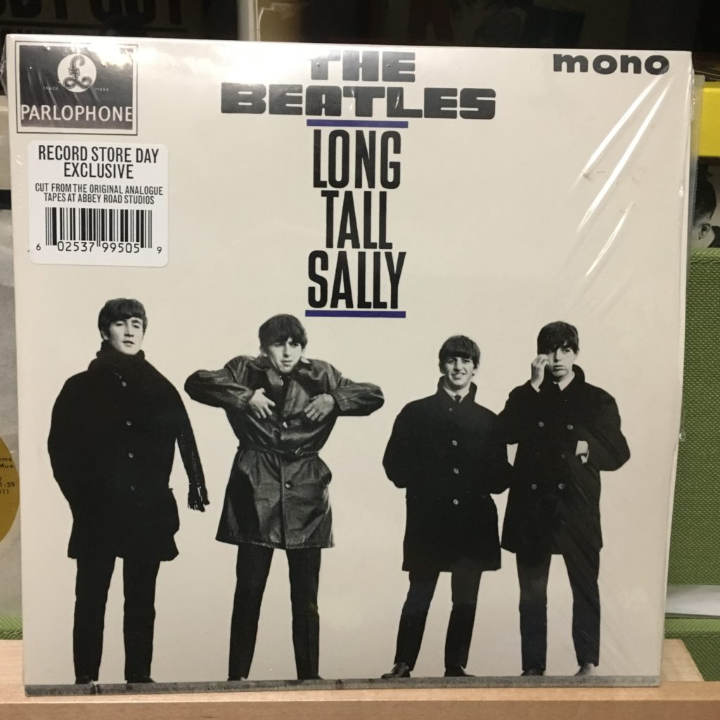 Long Tall Sally front cover