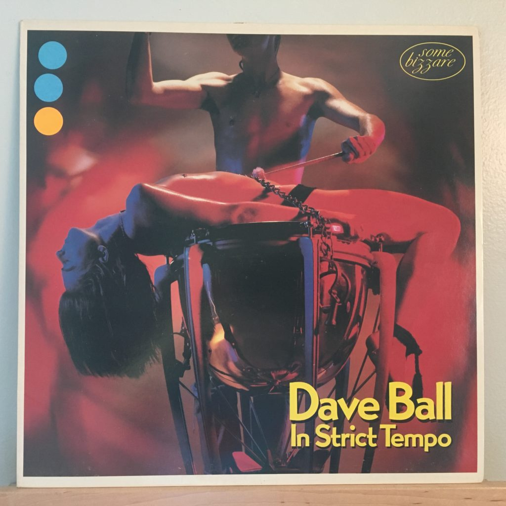Dave Ball In Strict Tempo front cover