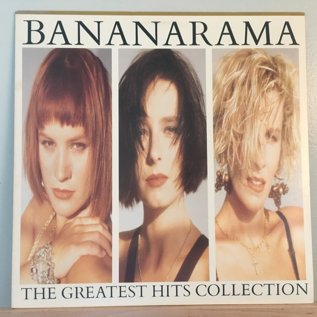 Banarama Greatest Hits front cover