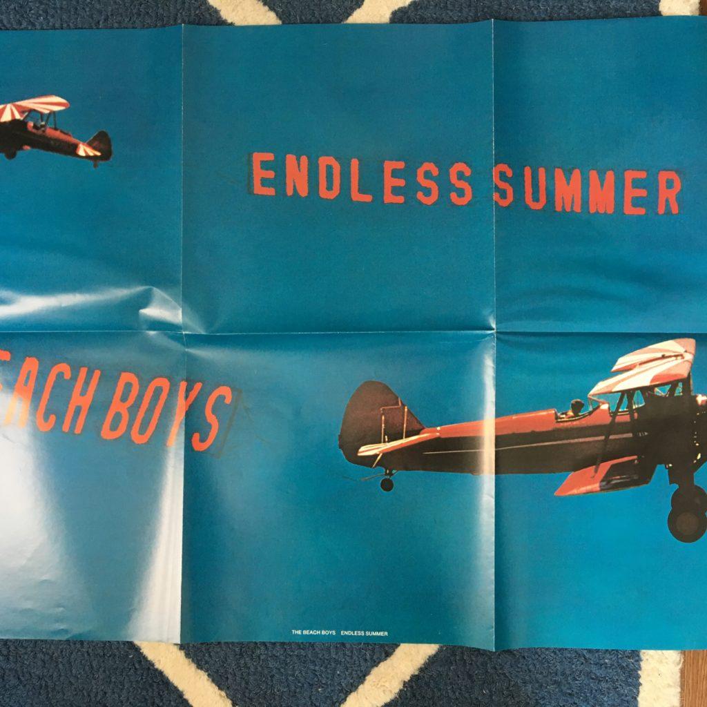 Endless Summer poster insert
