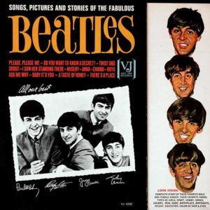 Songs Pictures and Stories of the Fabulous Beatles