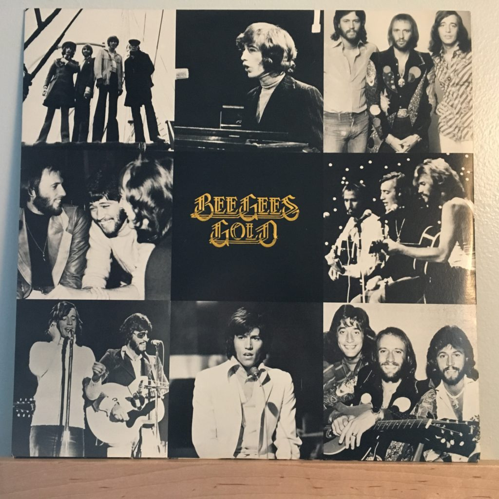 Bee Gees Gold Sleeve A