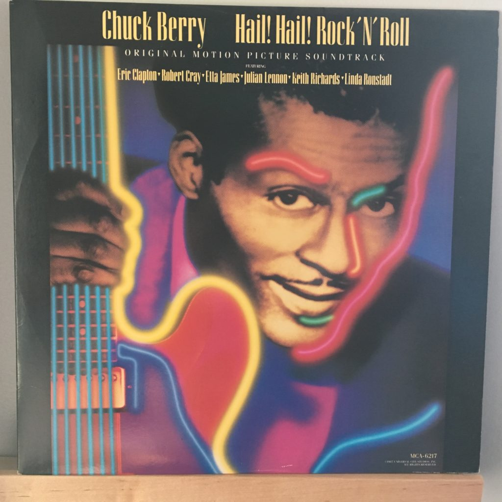 Hail! Hail! Rock 'n' Roll front cover