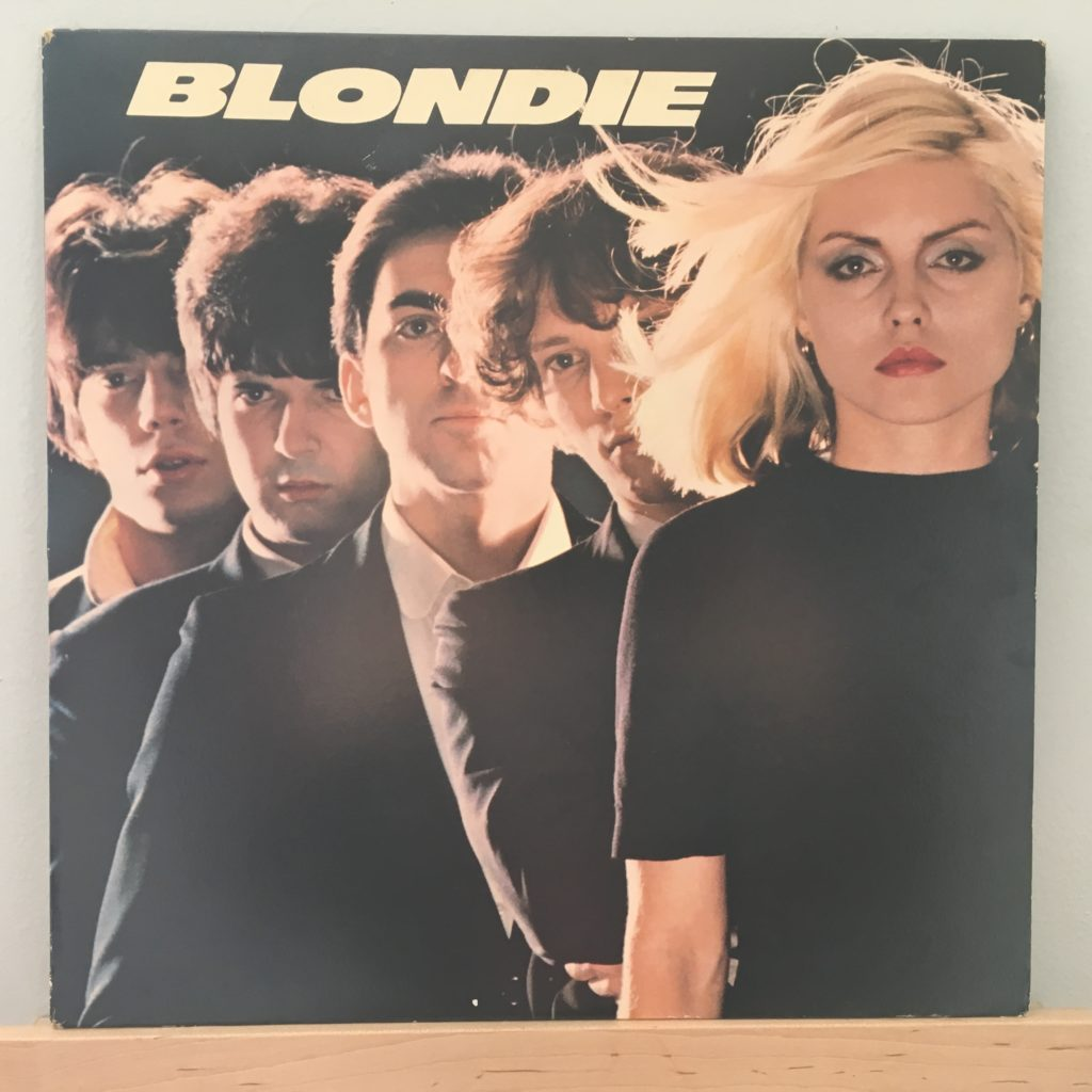 Blondie front cover
