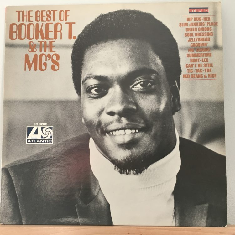 Best of Booker T & The MG's front cover