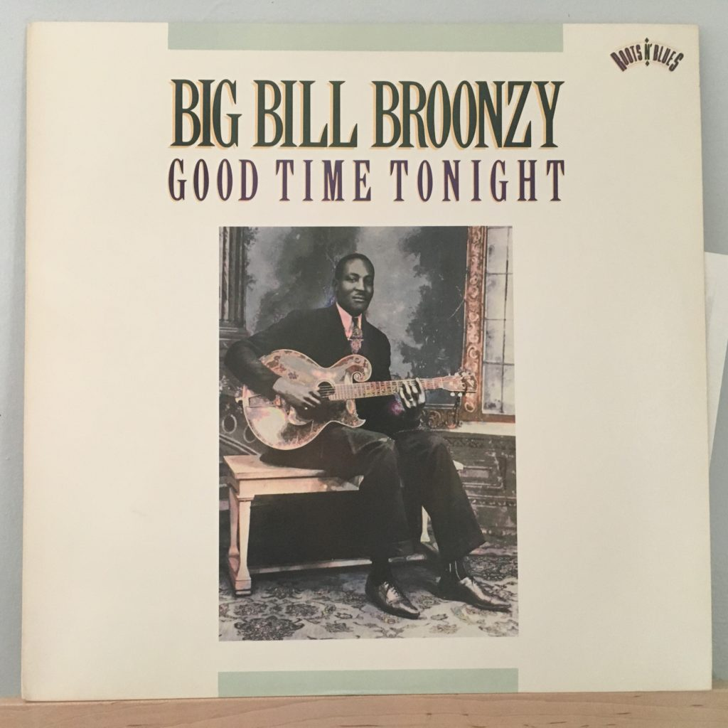 Good Time Tonight – some serious blues