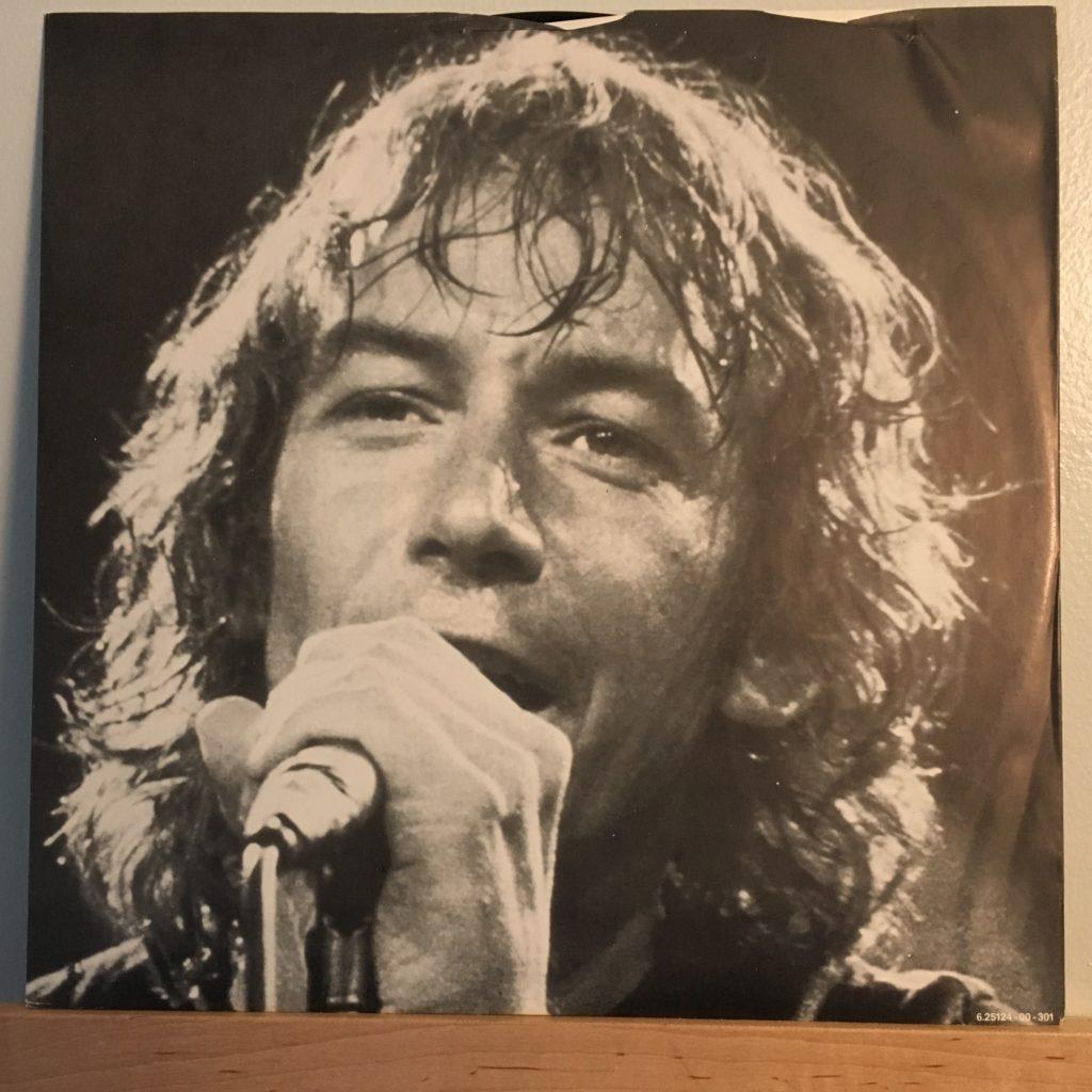 Eric Burdon Band sleeve photo