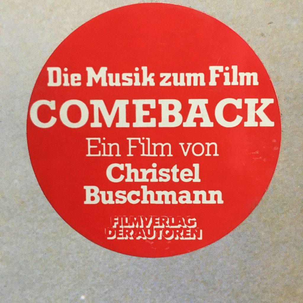 Die Musik zum Film Comeback