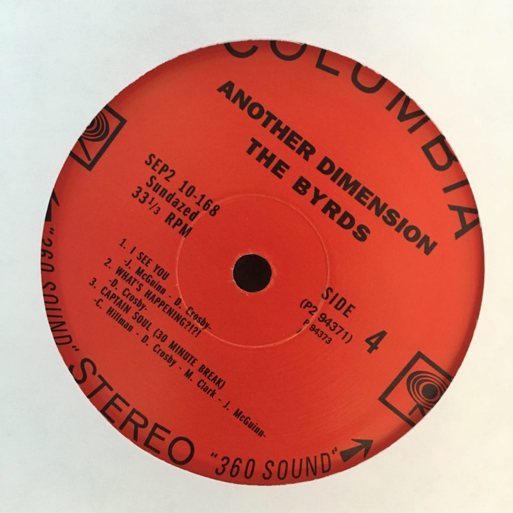 Another Dimension label