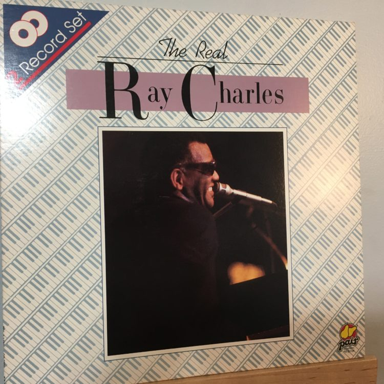 The Real Ray Charles – Front Cover