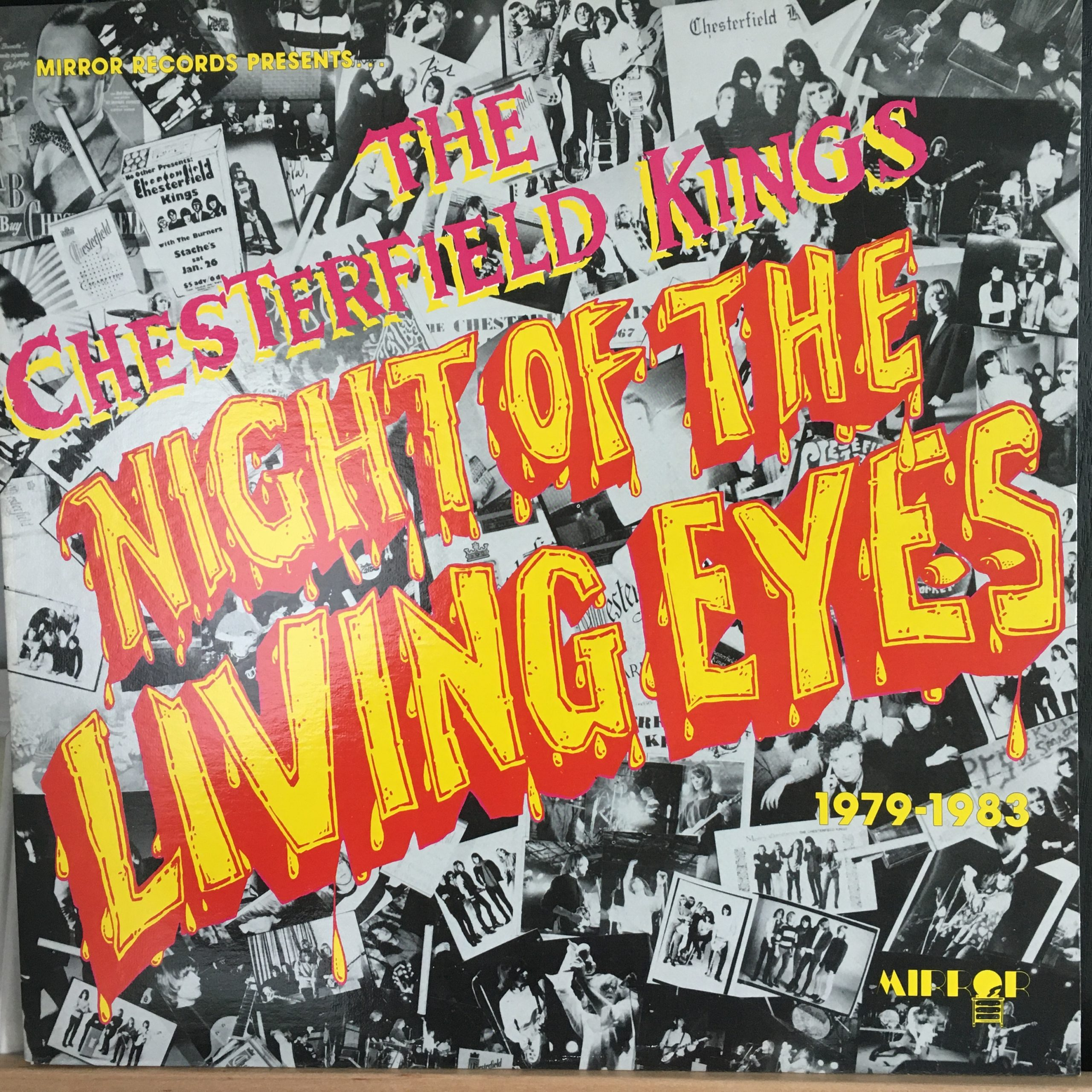 Night of the Living Eyes