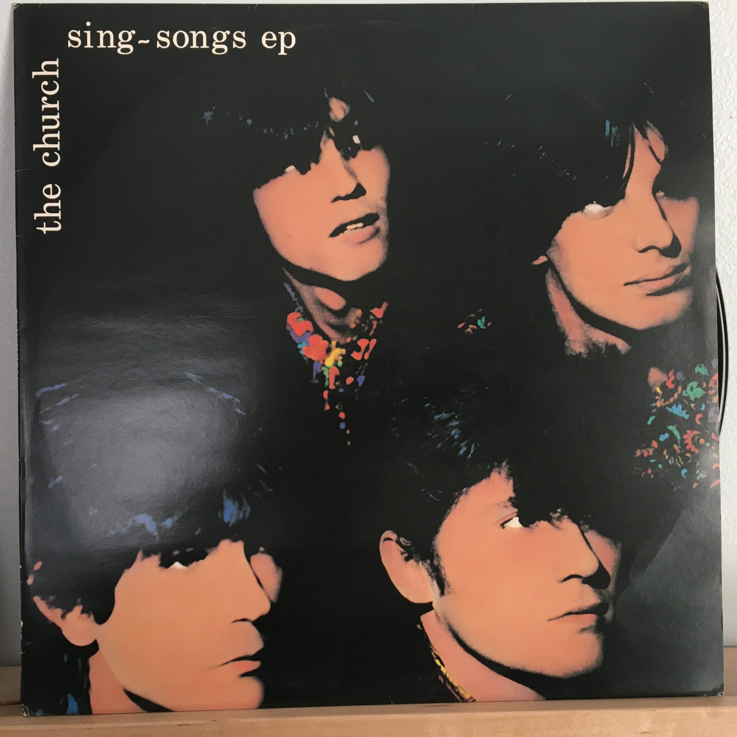 Sing-Songs EP front cover