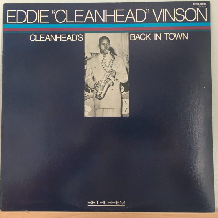 """Eddie """"Cleanhead"""" Vinson"""