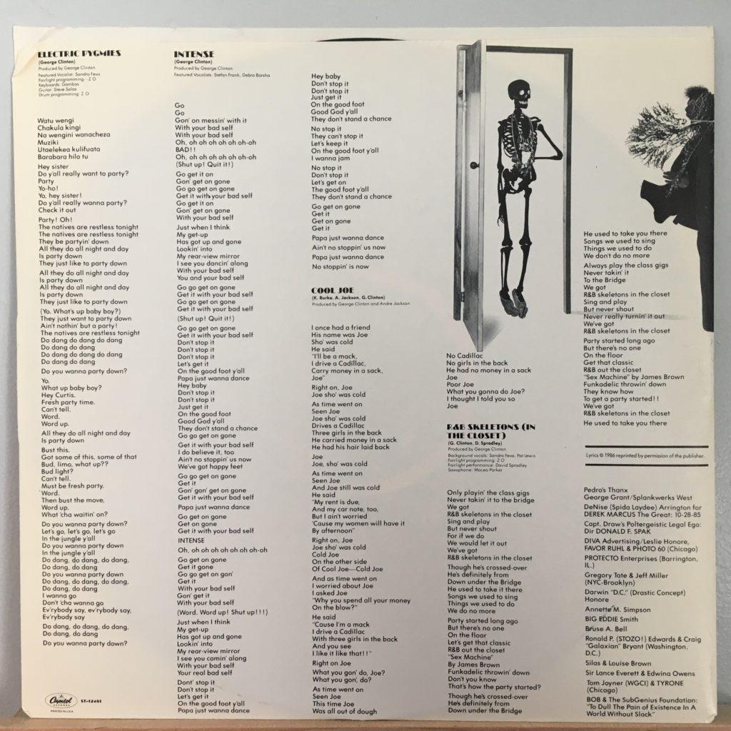 R&B skeletons lyric sleeve