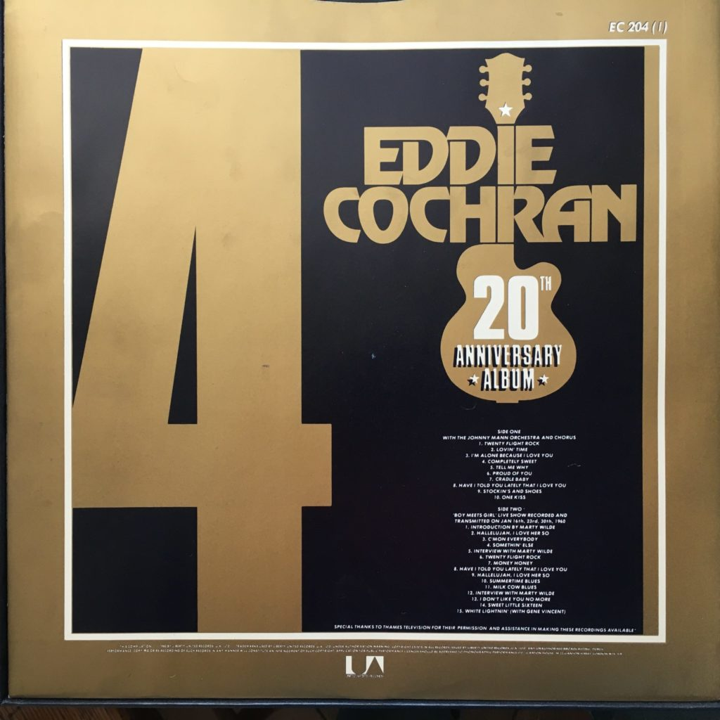 Box set sleeve for disc 4