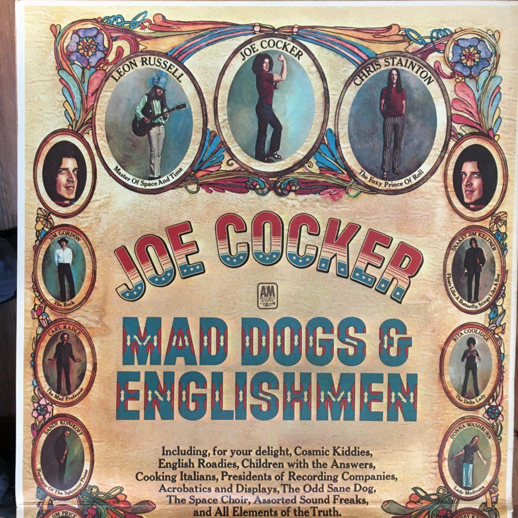 Mad Dogs inner art