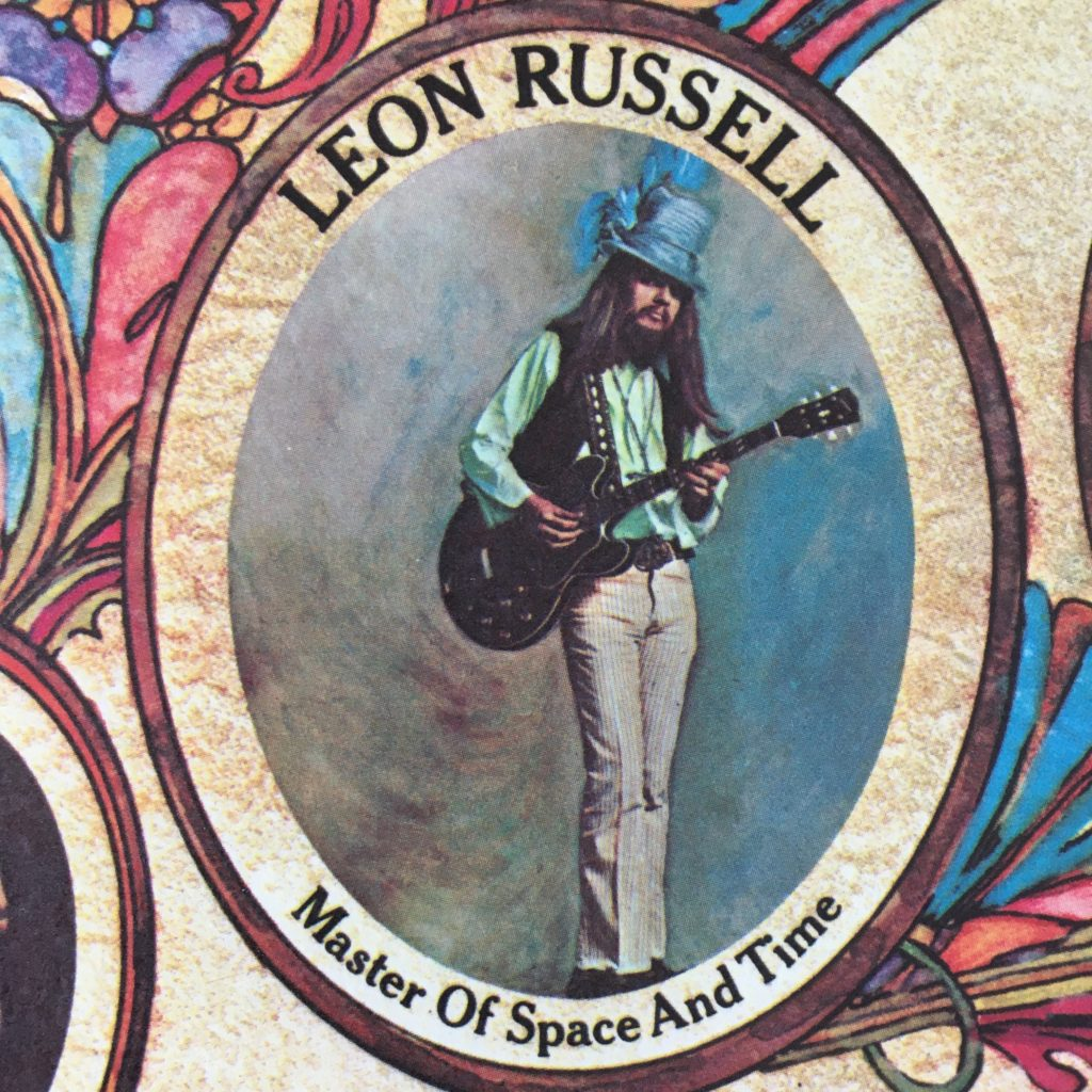 Leon Russell Master of Space and Time