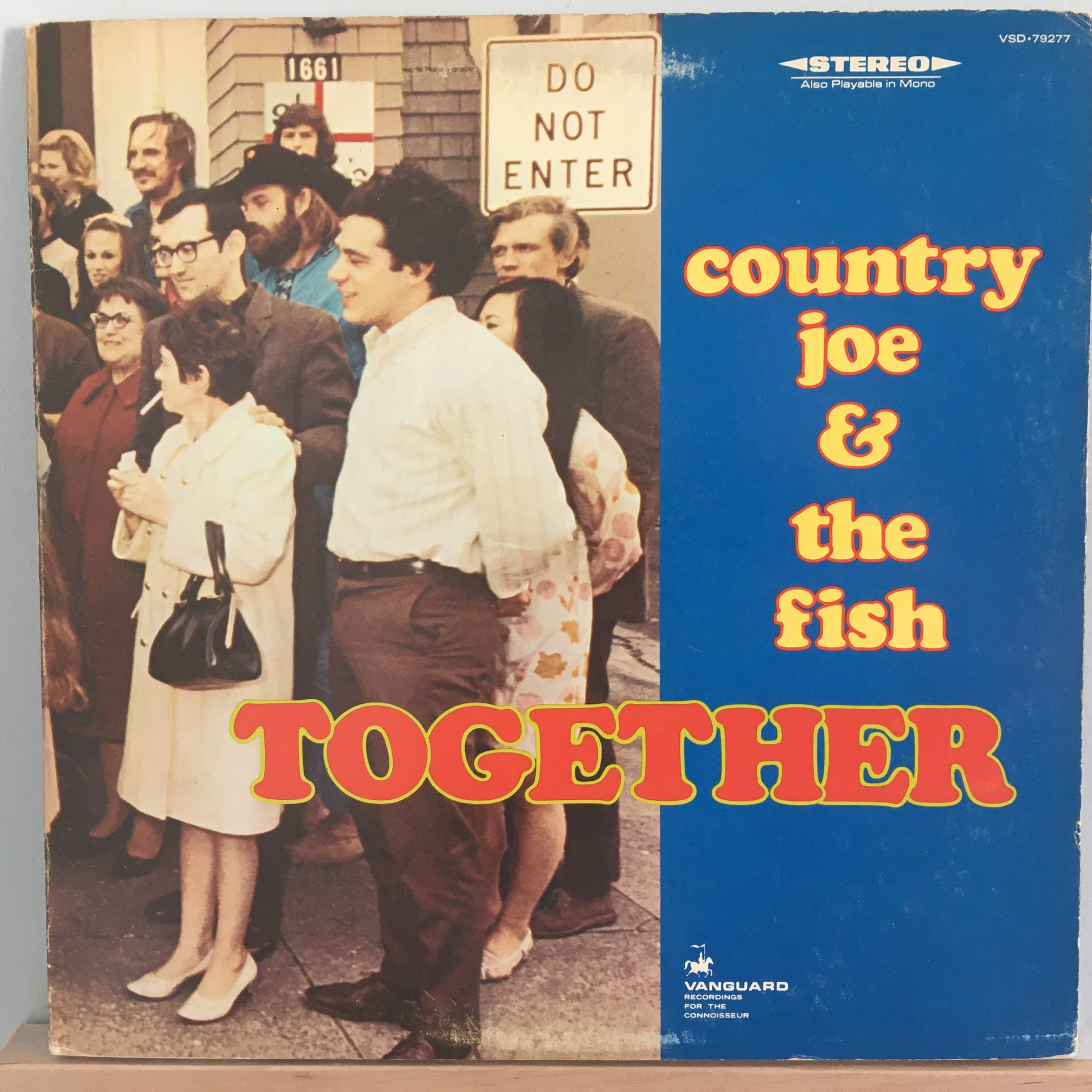 Together front cover