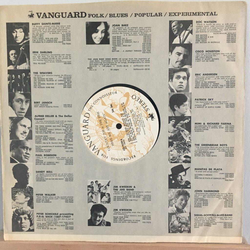 Vanguard promo sleeve 1