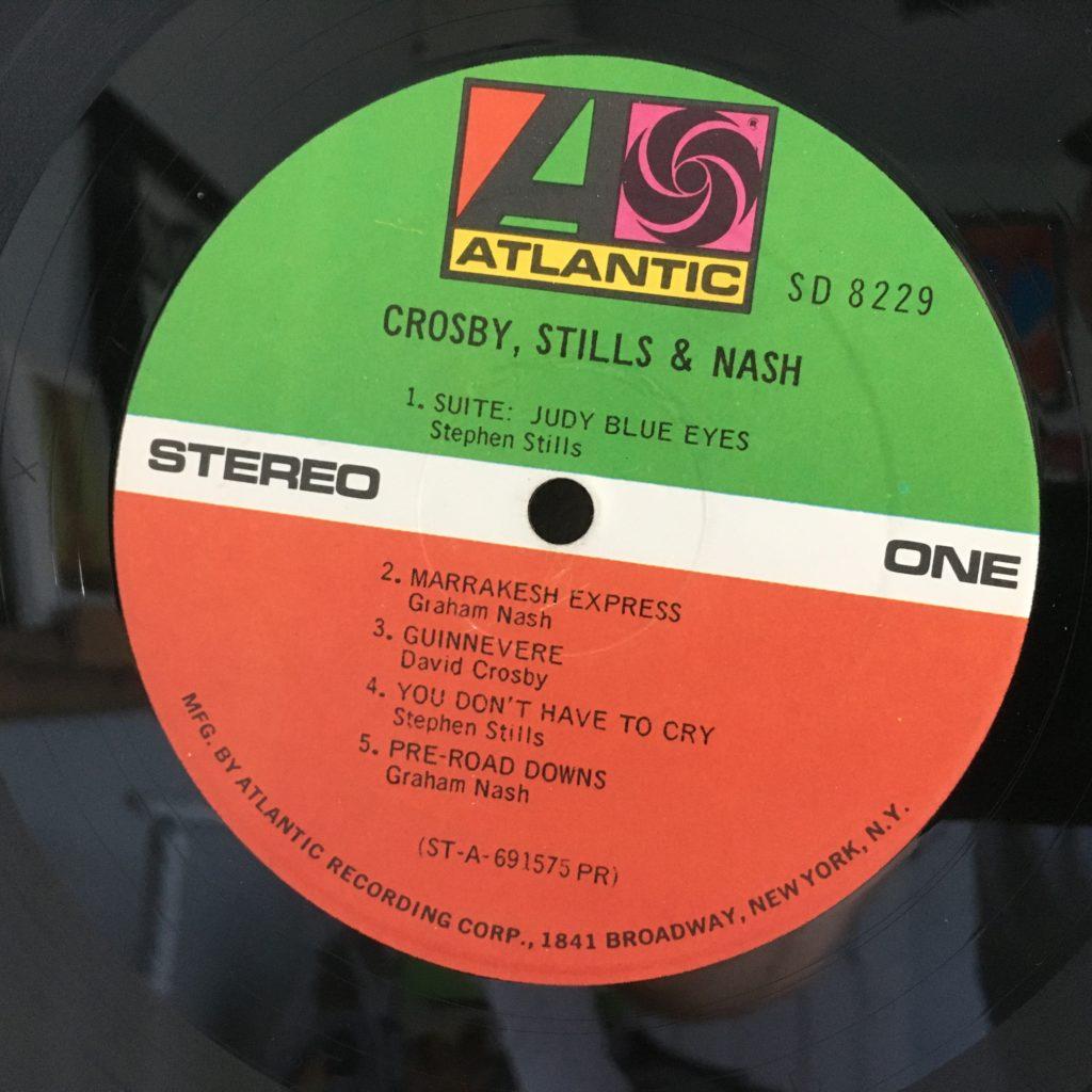 Classic Atlantic Label for CSN