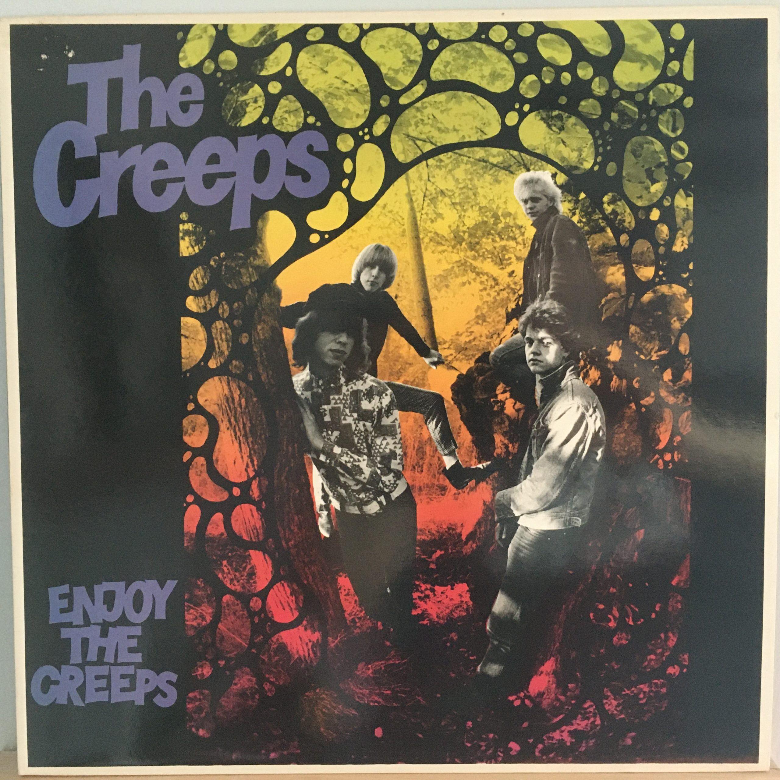The Creeps -- Enjoy The Creeps