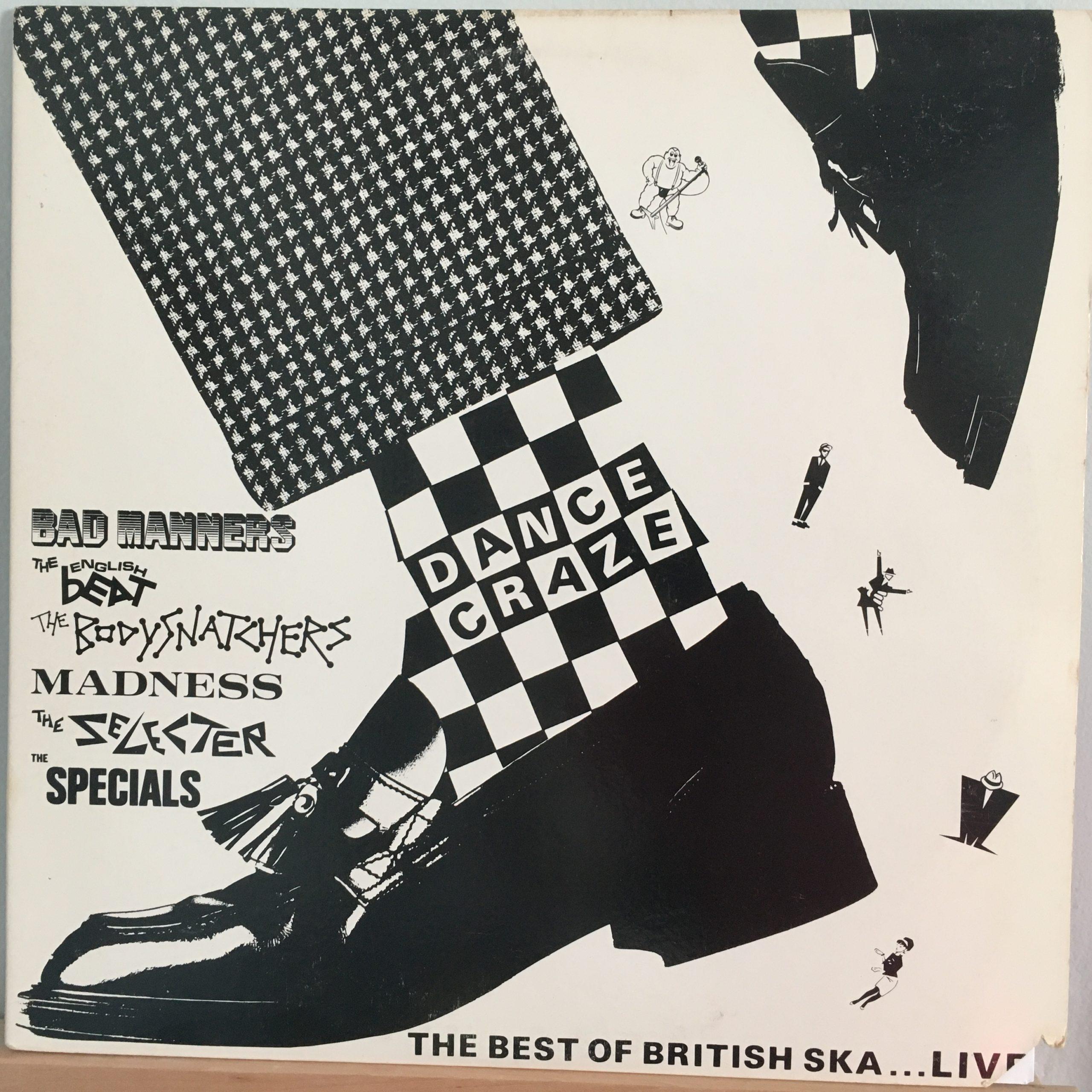 Dance Craze front cover