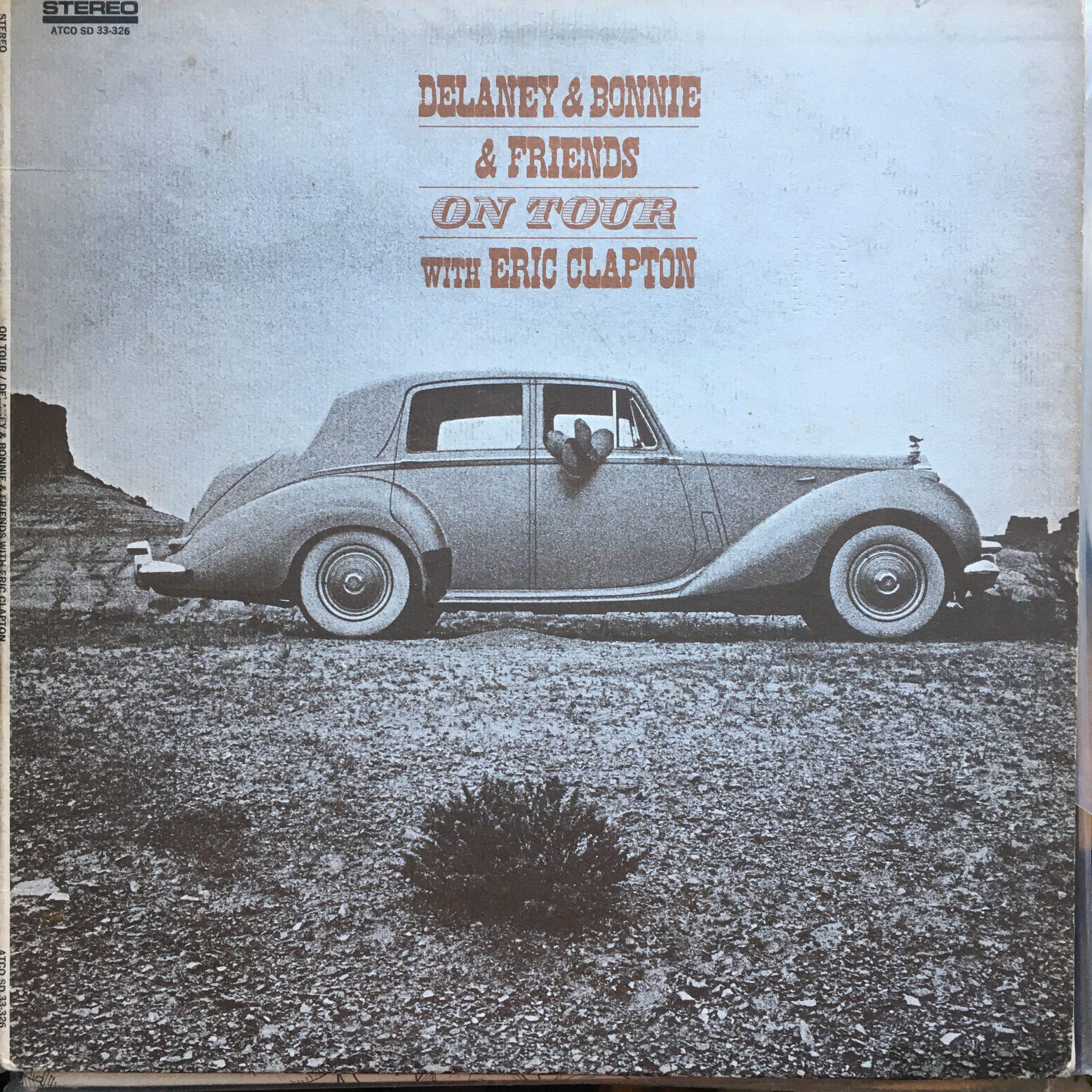 Delaney & Bonnie & Friends front cover