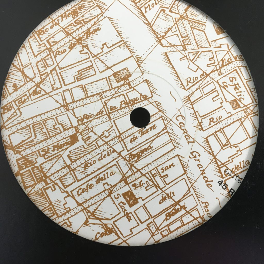 Europa map label