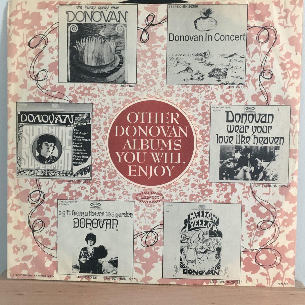 Other Donovan Albums You Will Enjoy