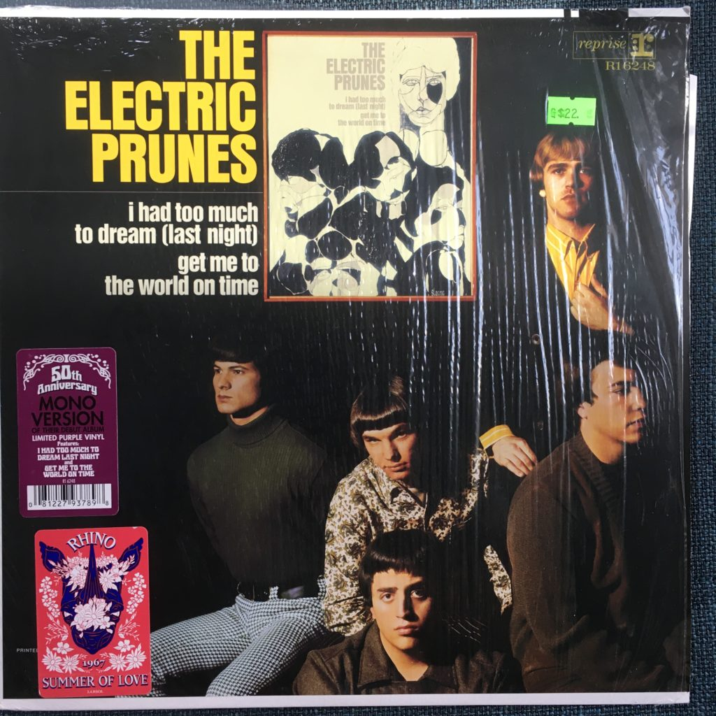 Rhino reissue of The Electric Prunes