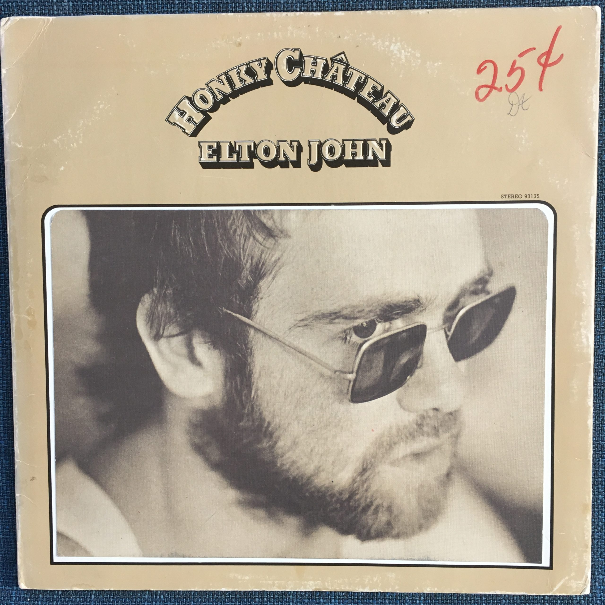 Honky Chateau front cover
